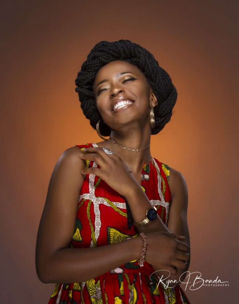 Esther Chungu Signs A Three Year Album Deal With Retunes Music Group
