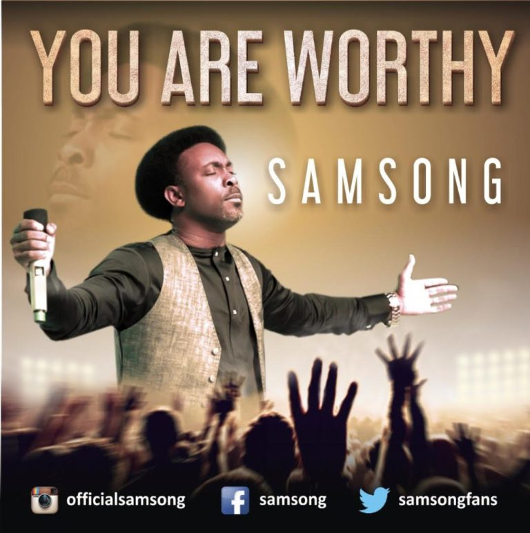 [AUDIO] You Are Worthy Lyrics