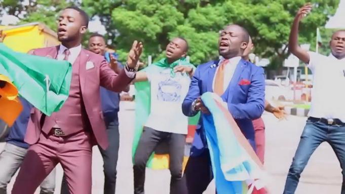 """VIDEO: Kings Malembe Malembe ft. Donat Mwanza – """"Abena Zambia"""""""