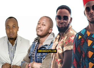 Pompi Abel Chungu, Ephraim & Mag44 Win at Kwacha music awards 2019