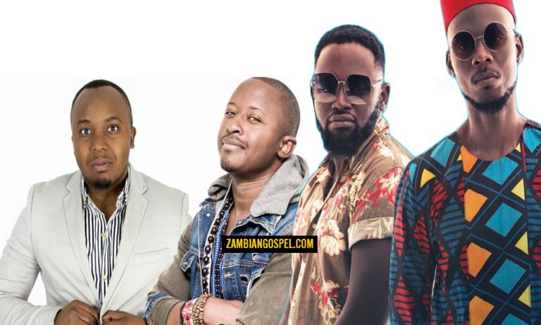 Pompi, Abel Chungu, Ephraim & Mag44 Win at Kwacha music awards 2019