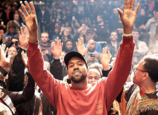 """Kanye West's new album may be called """"Jesus Is King"""""""