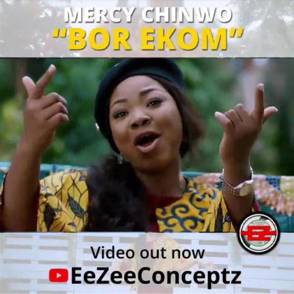 Mercy Chinwo – Bor Ekom (Official Video)