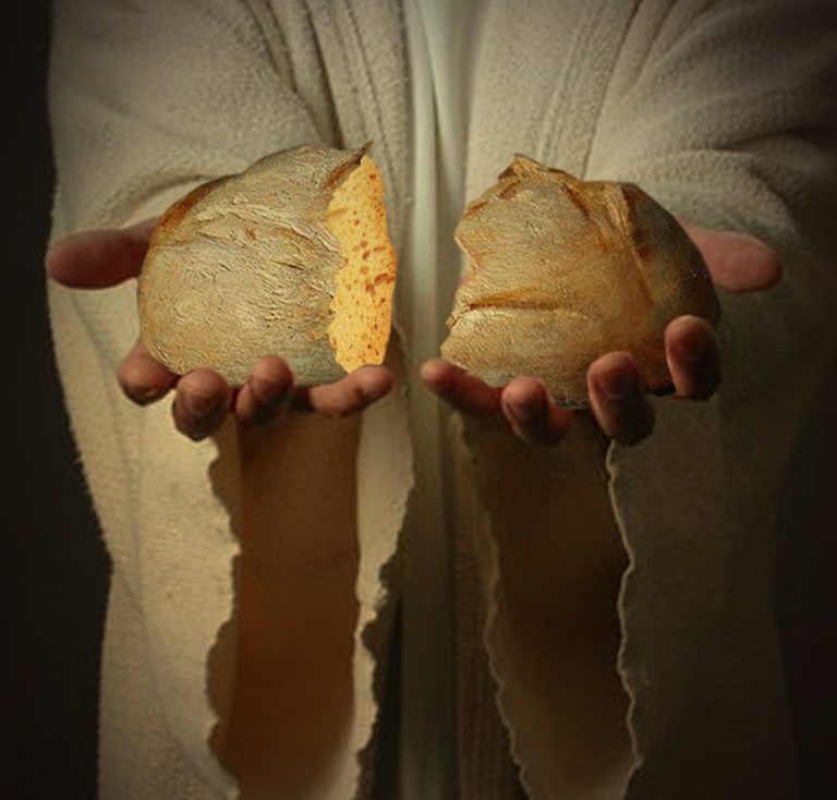 """""""I am the Bread of Life"""": What did Jesus mean In John 6:35 ?"""