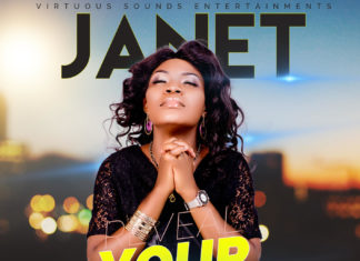 Janet - Reveal Yourself (Holy Spirit)