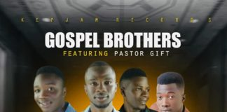 Gospel Brothers ft pastor Gift - Alpha and Omega