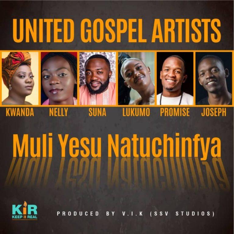 United Gospel Artists -Muli Yesu Natuchinfya (Covid-19)