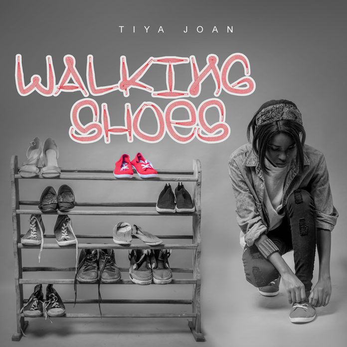 Tiya Joan - Walking Shoes