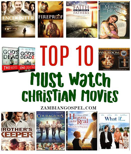 10 Best Christian Movies You Must Watch