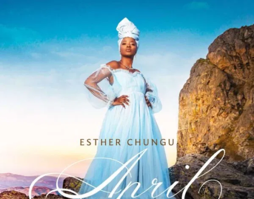 Esther Chungu April Album Out Now (Pre-Order)