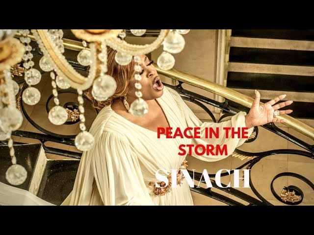 Sinach – Peace In The Storm