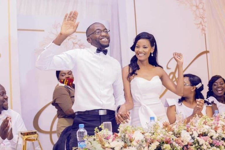 Bishop Joe Imakando's son, Pastor Jonathan Imakando gets married